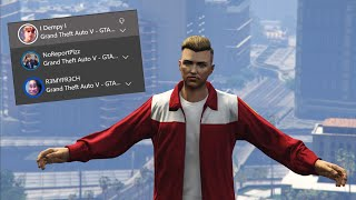 Argument With Braindead Noob Killer | GTA ONLINE