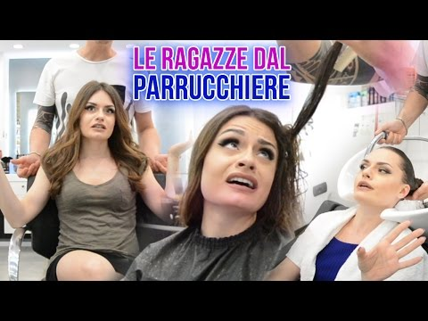 Le Ragazze dal Parrucchiere - MARYNA