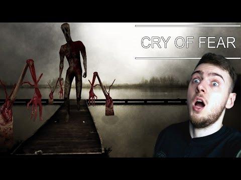 Cry of fear CZ : Nechutný jezero coop Kolage