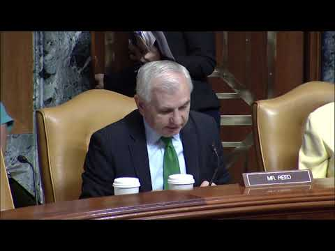 Reed Opening Statement at THUD Hearing on FAA Oversight