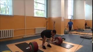 Ilya Ilyin Training July 2014