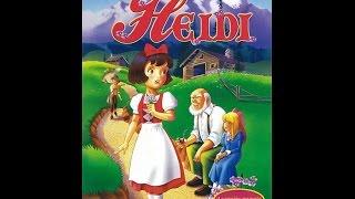 Heidi Full Animation