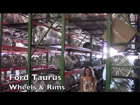 Factory Original Ford Taurus Wheels & Ford Taurus Rims – OriginalWheels.com