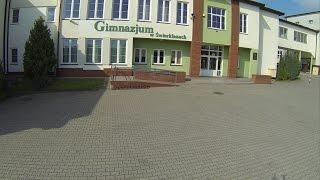 preview picture of video 'Gimnazjum im. Karola Miarki w Świerklanach'