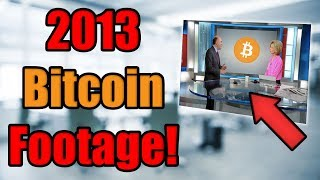 PROOF: They Are Lying To You About Bitcoin! LEAKED FOOTAGE From 2013! Kevin O'Leary Owns Bitcoin.