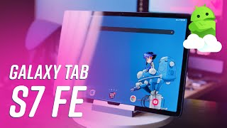 Samsung Galaxy Tab S7 FE Review: The CHEAP Android tablet to buy?