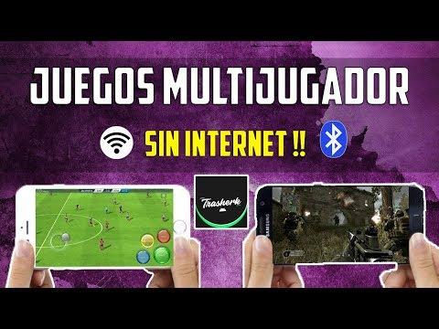 Top 25 Juegos Android Multijugador Bluetooth Wifi Local Y Online