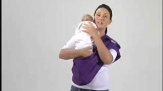 Bubzilla Baby Slings - Newborn