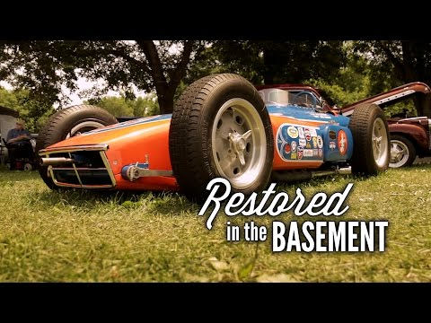 Restored In The Basement - 2014 Holley NHRA Hot Rod Reunion