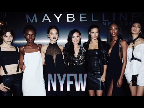 My Maybelline Diary NYFW Victoria Lyn Beauty