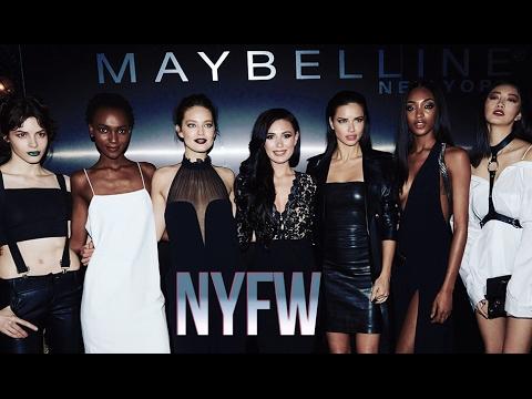 My Maybelline Diary NYFW Victoria Lyn Beauty