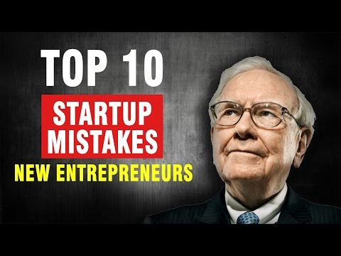 , title : 'Top 10 Startup Mistakes of New Entrepreneurs'