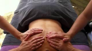 Massage Sur La Plage à 4 Mains Par ID Instant Détente Sur La Plage Des Sables D'Olonne