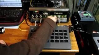 Roland R-5 Human Rhythm Composer + RE-101 Space Echo