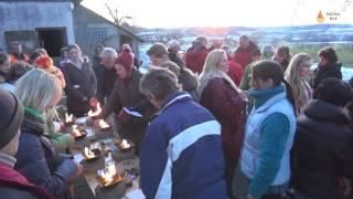 preview picture of video 'Agnihotra-Seminar Homa-Hof Heiligenberg 7. März 2015'
