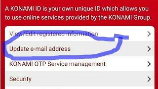 Konami ID - ฟรีวิดีโอออนไลน์ - ดูทีวีออนไลน์ - คลิปวิดีโอฟรี