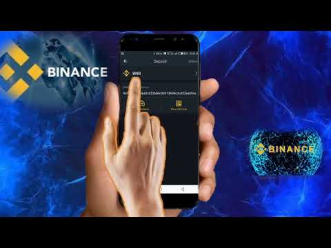 How to Deposit withdraw in Binance exchange.