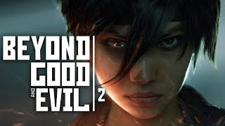 Beyond Good and Evil 2 - New Open World Gameplay (Co-op, Ship Customization, & More!)