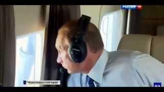 Владимир Путин оценил строительство Керченского моста