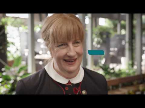 Professor Catherine Bridge VOX POP – UNSW
