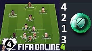Review Sơ Đồ Đội Hình 4-2-1-3 & Kinh Nghiệm Leo RANK HUYỀN THOẠI 3 Xếp Hạng FO4 By I Love FIFA