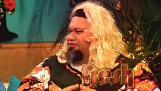 FRESH 2013 - PANI & PANI, AUNTY TALA - FUNDRAISING TIPS, MR FRESH TATAU DANCE GROUP