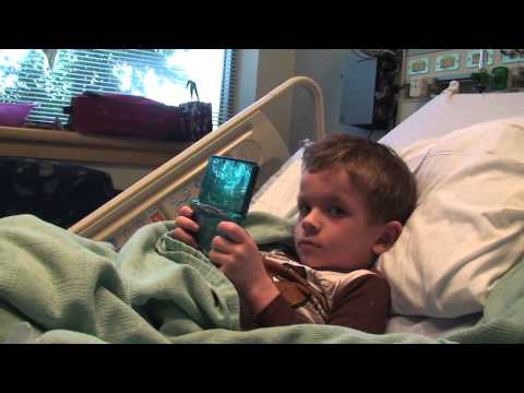 Eczema a bambini costanti o