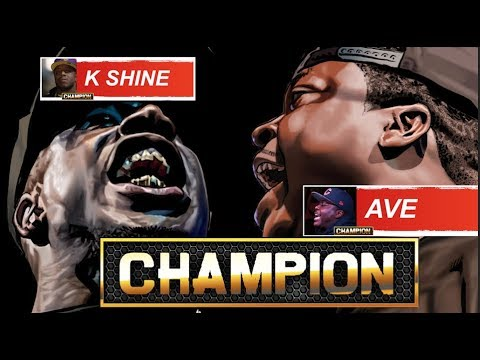 CHAMPION   AVE VS K SHINE POSSIBILITY? SHOULD IT HAPPEN?