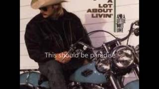 Alan Jackson Tropical Depression    Lyrics