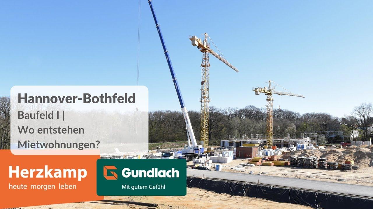 Herzkamp | Wo entstehen Mietwohnungen? | Baufeld i | Gundlach