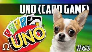 WILL THEY EVER FORGIVE US? | Uno Card Game #63 Funny Moments With Friends!