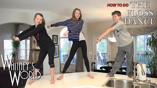 How to do the Swish Swish Dance   Whitney Bjerken