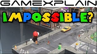 "Super Mario Odyssey - Is the ""Impossible"" Jump Possible in New Donk City?"