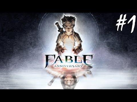 ЗАПИСЬ СТРИМА ► Fable: Anniversary #1