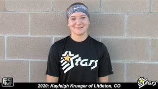 Kayleigh Krueger