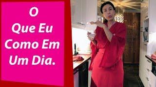 O QUE COMO DURANTE O DIA / ESTILO DE VIDA  LOW CARB  #CanaldaJoaninha