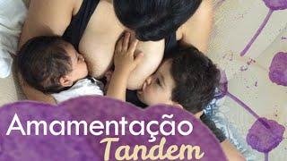 Amamentação De Dois (tandem): Da Bebê E Do Mais Velho