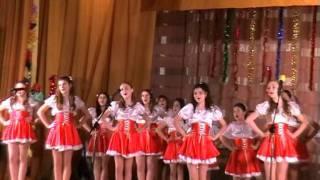 Grupul ''Angelli' - Tecuci-21.12.2011