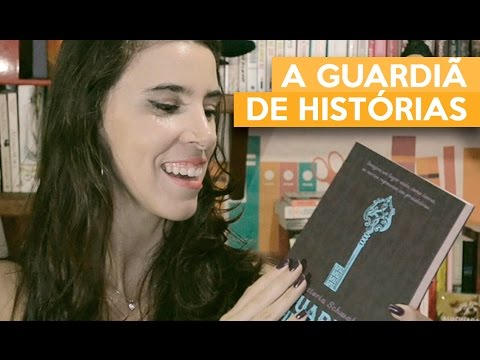 A GUARDIÃ DE HISTÓRIAS - Victoria Schwab   Admirável Leitor