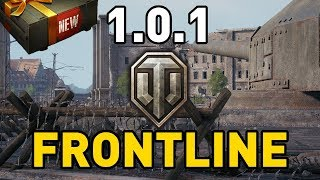 World of Tanks || FRONTLINE: 1.0.1