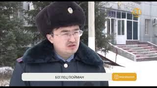 В Павлодарской области спустя шесть суток поймали беглого заключенного