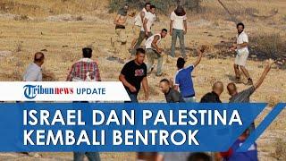 Bentrok dengan Pasukan Israel di Tepi Barat Sebabkan Korban, 140 Lebih Warga Palestina Terluka