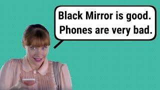 The Vacant Politics of New Black Mirror