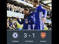 Download Video Cuplikan Goll Terbaru Chelsea Vs Arsenal 3-1 Highlights Premier League 2017