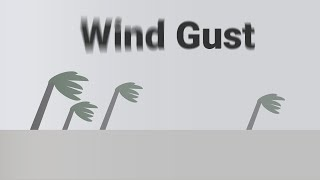 Wind Gust and Sustained Wind - What's the Difference?
