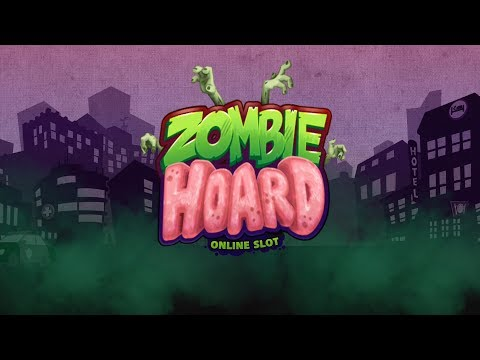 Microgaming Unleashes its New Zombie Hoard Slot