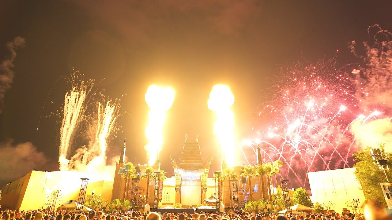 Star Wars: A Galactic Spectacular with enhancements