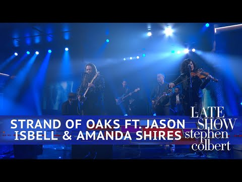 Strand Of Oaks Ft. Jason Isbell & Amanda Shires Perform 'Ruby'
