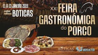 Spot Feira Gastronómica do Porco | 2019 | BOTICAS