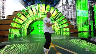 WWE 2K18 -- Shane McMahon's motion capture behind-the-scenes